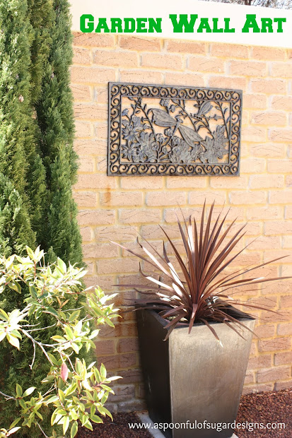 Outdoor Garden Wall Art