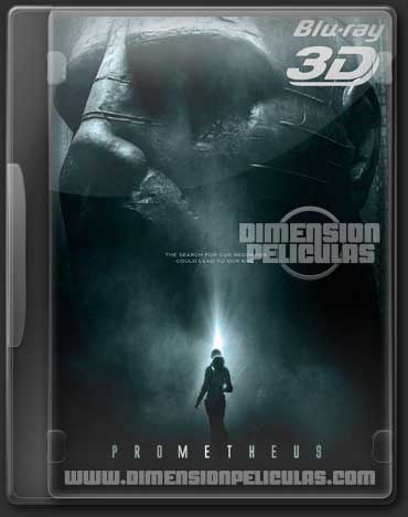 Prometheus (BRRip 3D FULL HD Inglés Subtitulada) (2012)