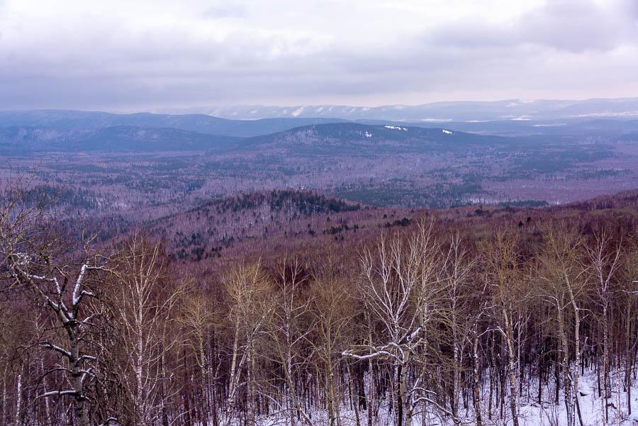 Вокруг горы, с восхождением