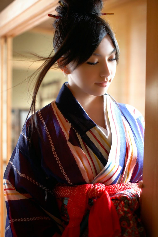 Saori Hara gợi cảm dâm đãng từ đôi mắt 3