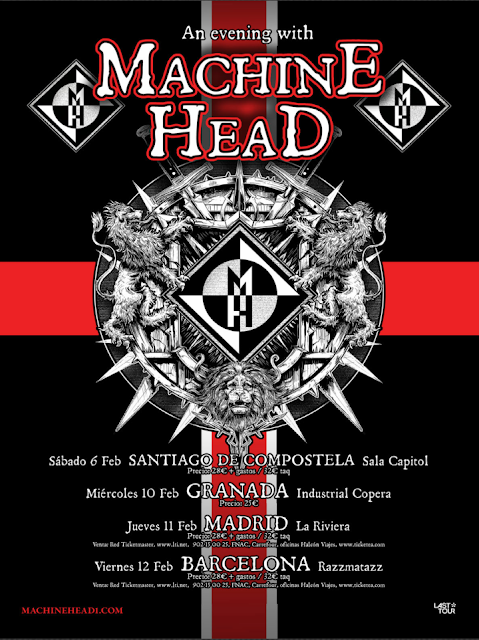 http://www.ticketmaster.es/es/entradas-musica/an-evening-with-machine-head/18130/