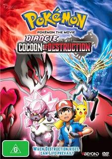 Pokémon o Filme: Diancie e o Casulo da Destruição