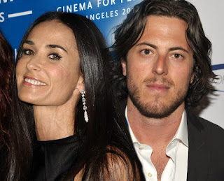 Demi Moore dating Lindsay Lohan's ex-lover, Harry Morton