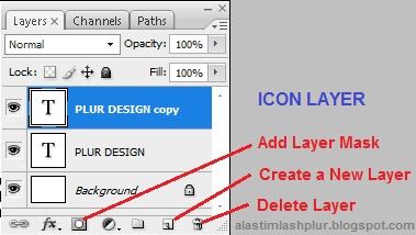 Icon Layer