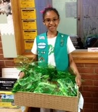Young Animal Lover and WARL Adopter Recognizes WARL Staff during Volunteer Appreciation Week