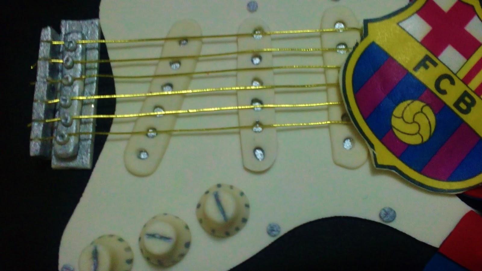 Mundo tortas guitarra electrica barcelona for Guitarras barcelona