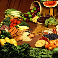 Fiber-rich foods