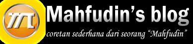 Mahfudin's Blog