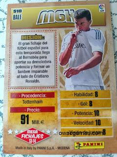 Bale reverso