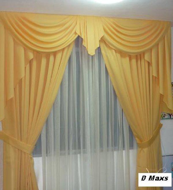 Manualidades gratis cortinas for Como hacer unas cortinas de dormitorio