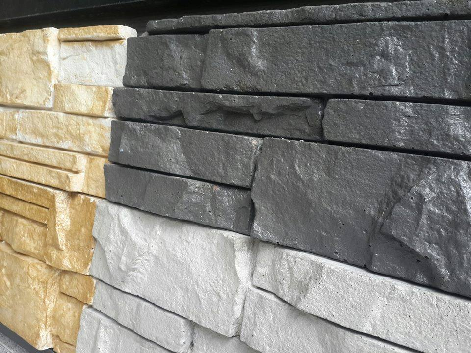 Diario la verdad on line k me kura lanz su nueva l nea - Revestimientos de piedra ...