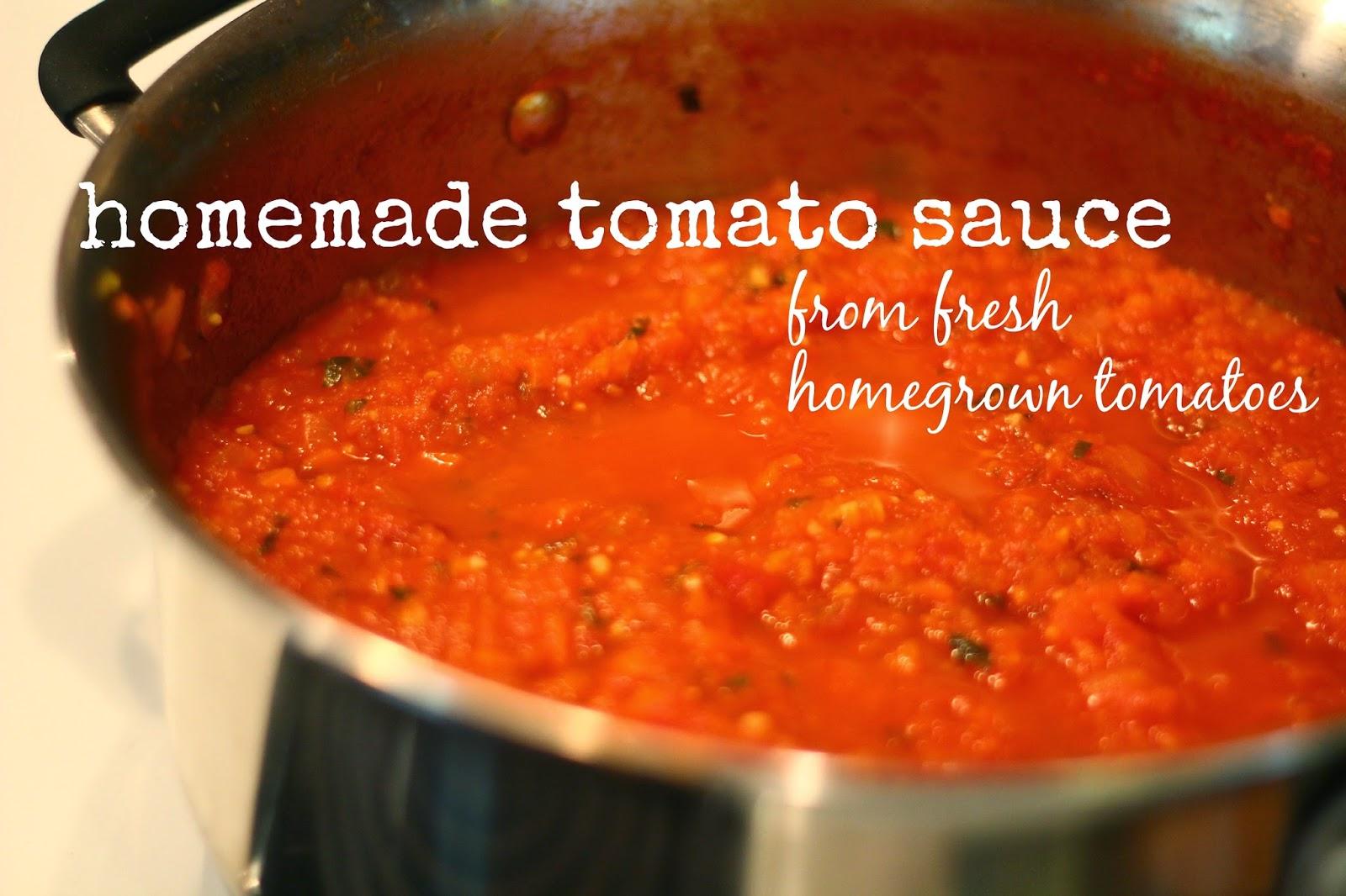 homemade tomato sauce, fresh from homegrown tomatoes, recipe, diy, can, fresh, tomato, ingredients,