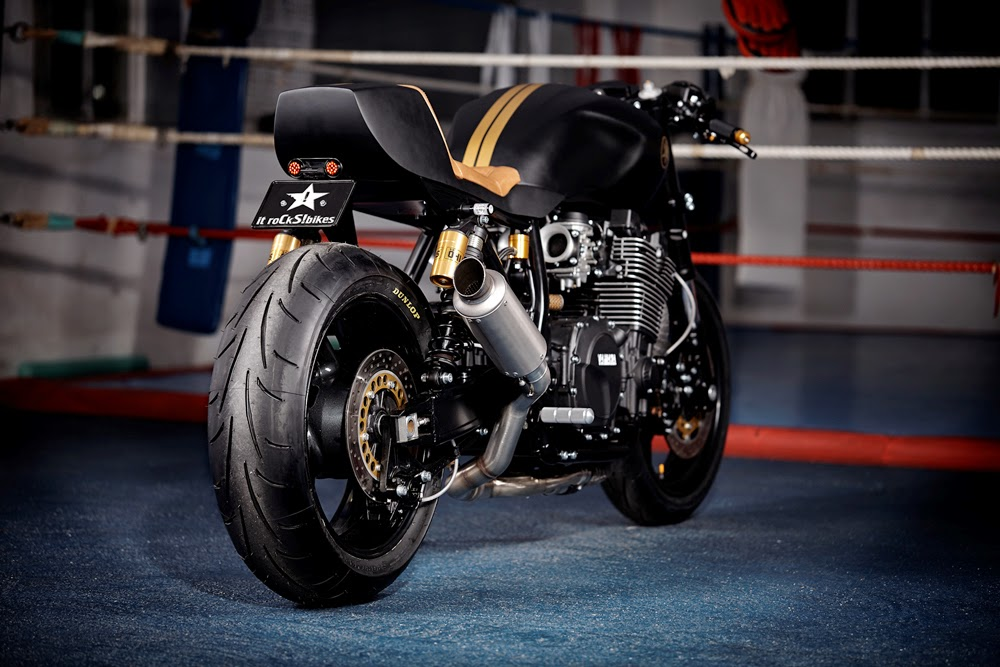 it rocks bikes xjr1300 stealth return of the cafe racers. Black Bedroom Furniture Sets. Home Design Ideas