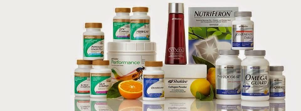 Shaklee, produk kesihatan, pemakanan tambahan, vitamin Shaklee Bagus untuk Kesihatan