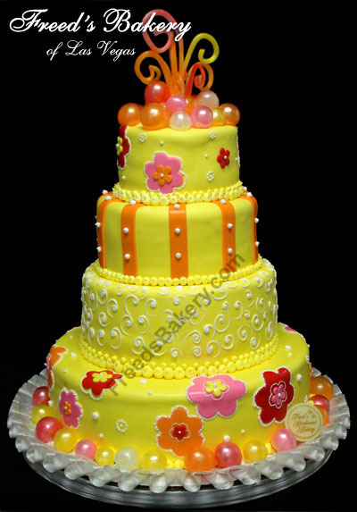 Images Of Cake With Wishes : Birthday Cake Birthday Wishes Chees Cakes Creamy ...