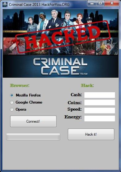 GamesExtensions: Criminal Case Hack Cheat Tool 2013