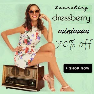 Flipkart: Buy Dressberry Women Clothing Minimum 70% off from Rs.149