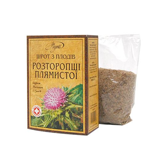 Чай Из Расторопши Инструкция По Применению - фото 5
