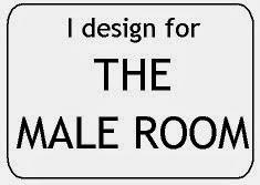 The Male Room - Design Team