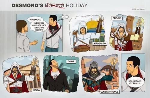 desmond holiday