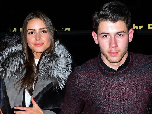 Famous ex ... Olivia Culpo used to date Nick Jonas.Source:Getty Images