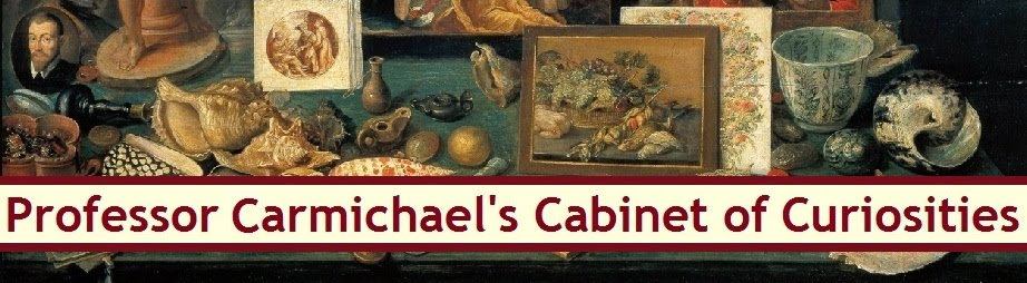 Professor Carmichael's Cabinet of Curiosities