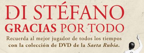 Películas Alfredo Di Stéfano - Promociones Marca