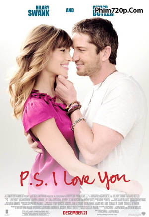 P.S I Love You 2007 poster