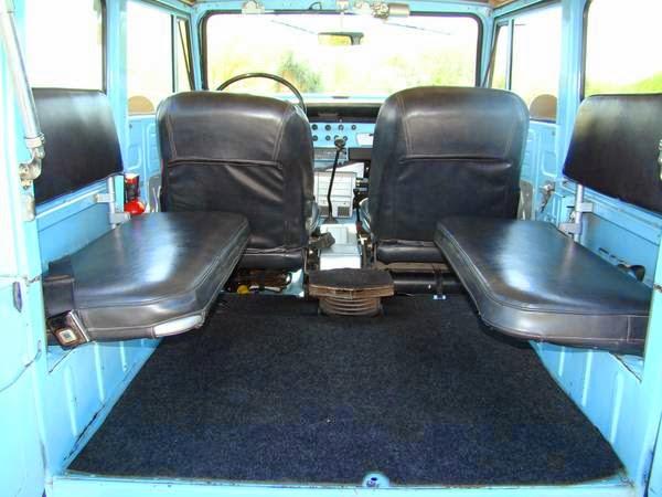 Awesome 1973 Toyota Land Cruiser Fj40 Auto Restorationice