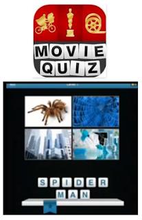Solution movie Quiz niveau 1