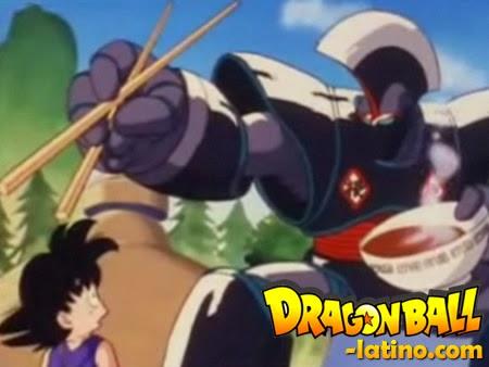 Dragon Ball capitulo 4
