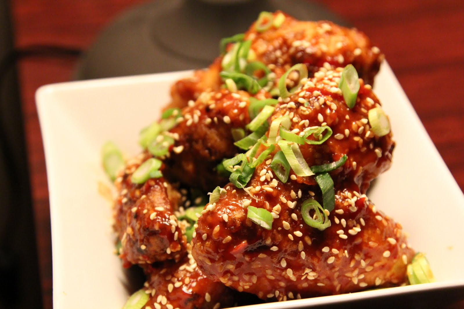 Bubbles n Squeaks: Korean Fried Chicken