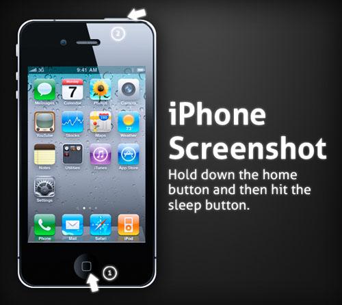 Cara Mudah Screenshot iPhone Tanpa Aplikasi