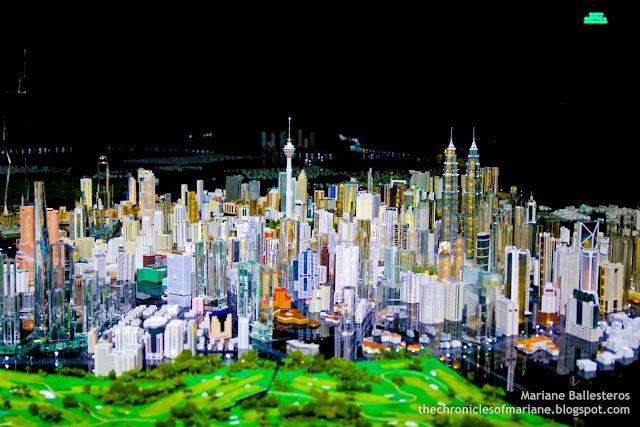 malaysia scale model