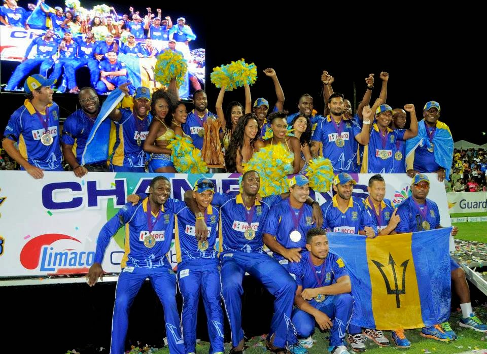 Barbados-Tridents-Squad-CLT20-2014