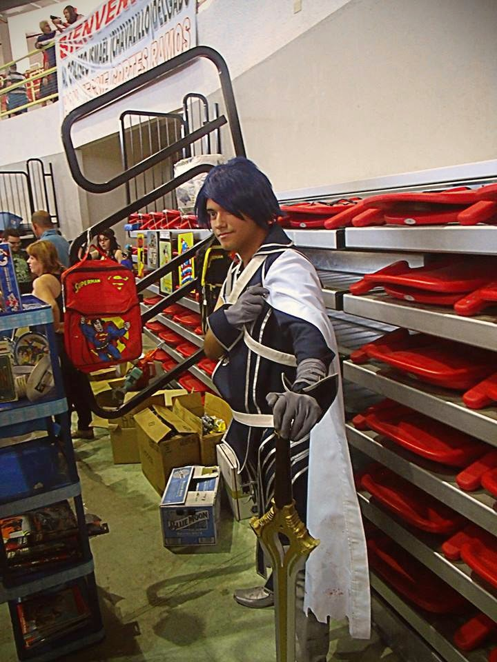 Cosplay Fire Emblem Chrom