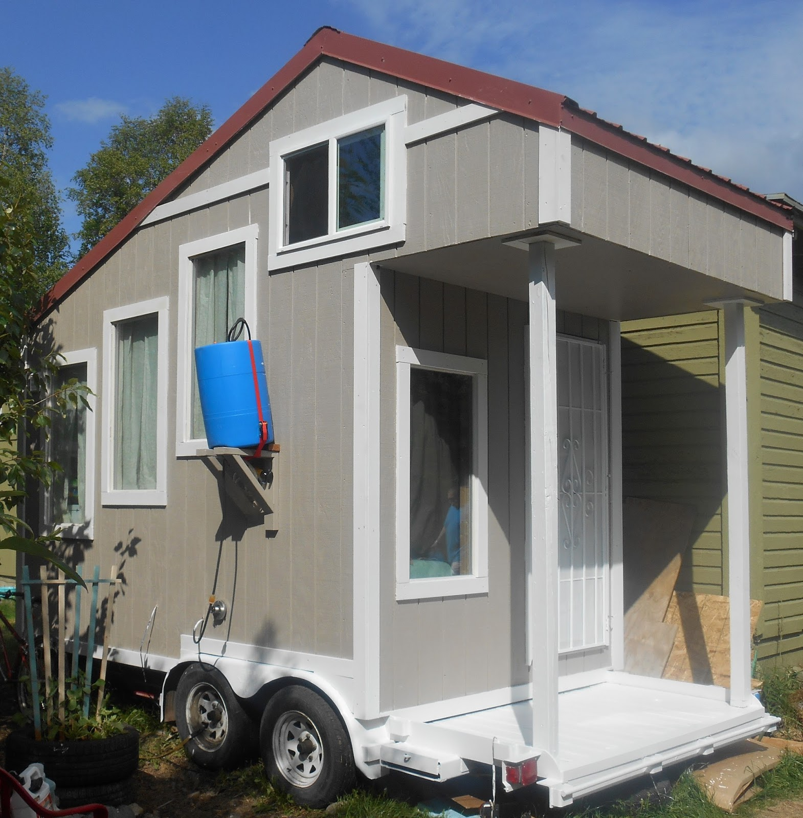 Tiny houses cost how much does a tiny house cost tiny for Small house construction cost