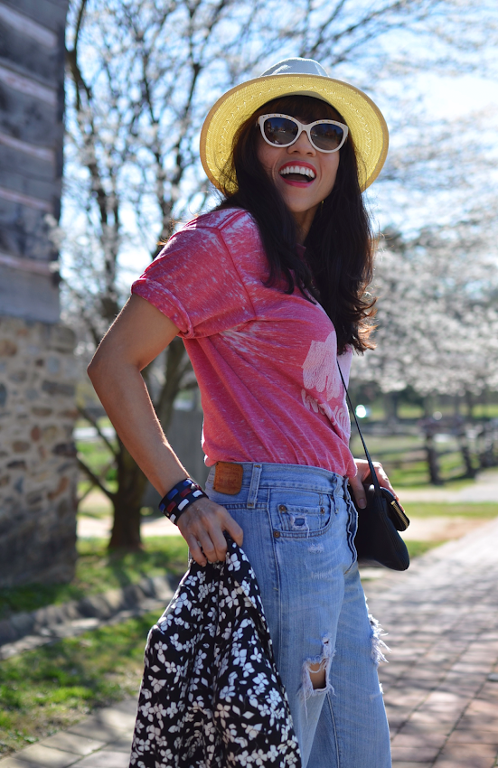 Outfit with Levis 501