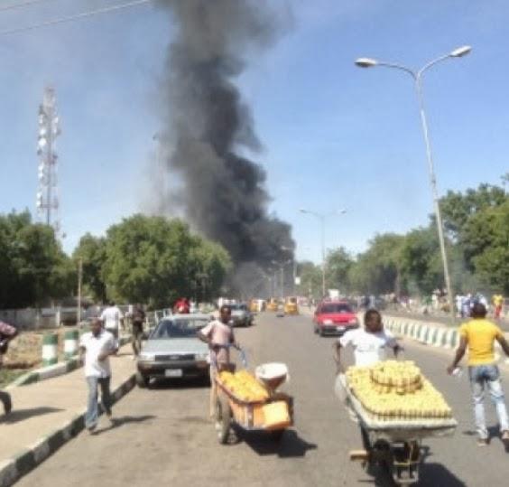 boko haram suicide bomber maiduguri