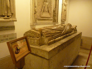 Ancient Underground Cemetery under St. Peter's Basilica, Vatican City