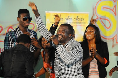 Obesere, W4 Visit 'Next Movie Star' Housemates