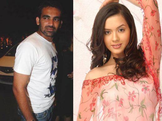 Isha Sharvani And Zaheer Khan Marriage ALL SPORTS: Zaheer kha...