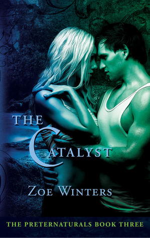Adult book review - The Catalyst