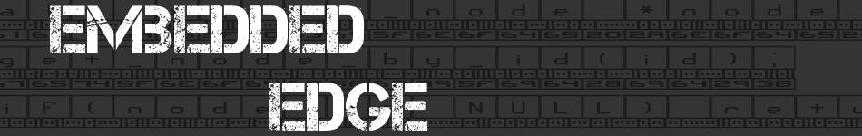 Embedded Edge