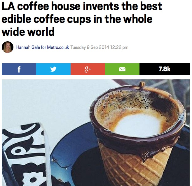 http://metro.co.uk/2014/09/09/la-coffee-house-invents-the-best-edible-coffee-cups-in-the-whole-wide-world-4861789/