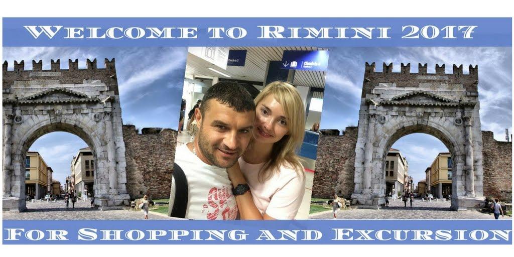 Одежда оптом из Италии. Шоппинг в Римини.  Экскурсионная программа.