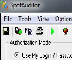 برنامج استرجاع كلمة المرور  retrieval Password SpotAuditor