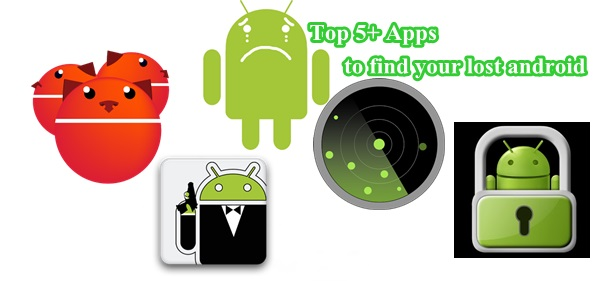 Best Apps to Recover your lost android device/Free download