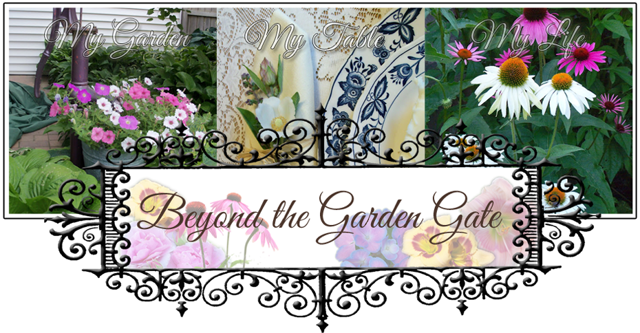 Beyond The Garden Gate