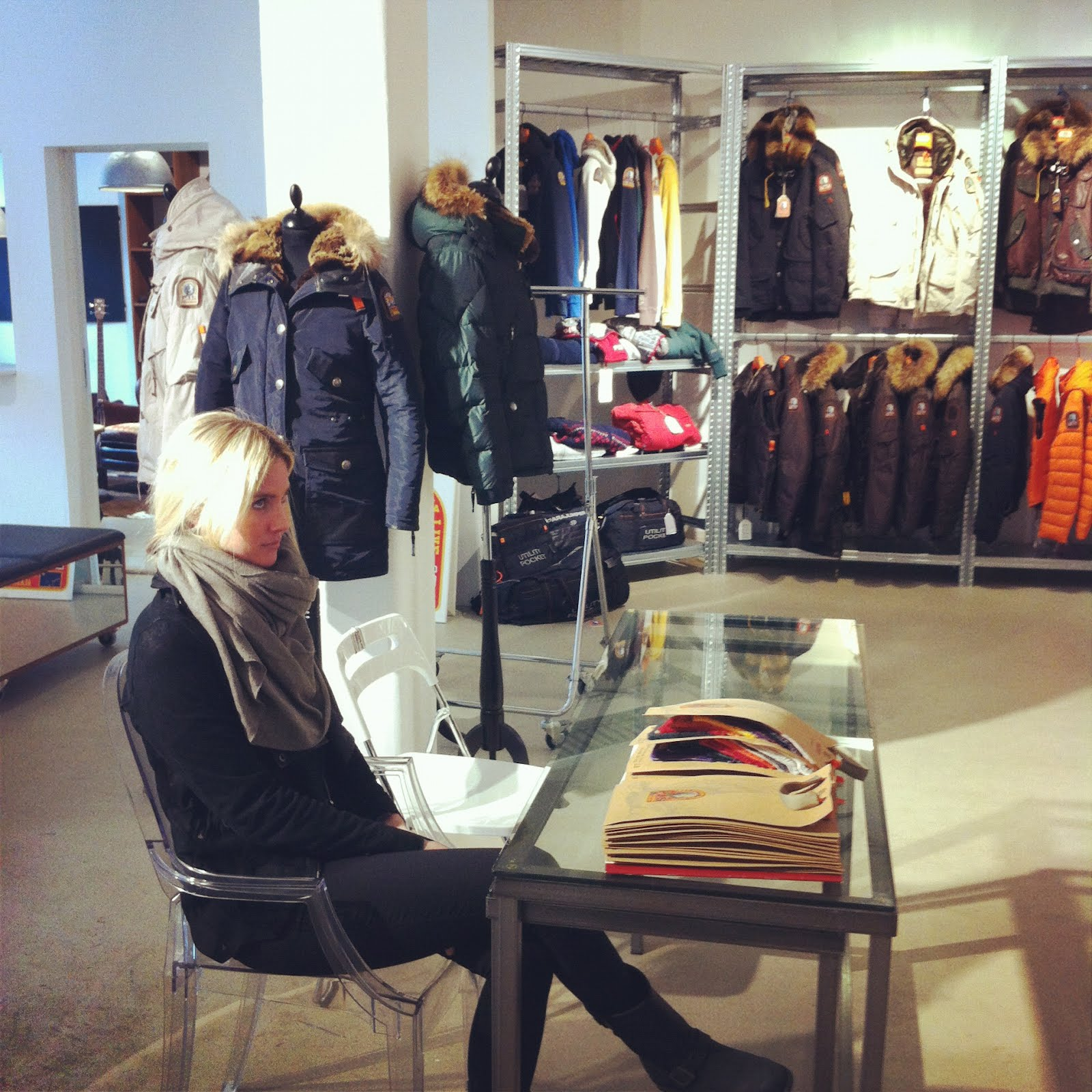 parajumpers outlet kristianstad